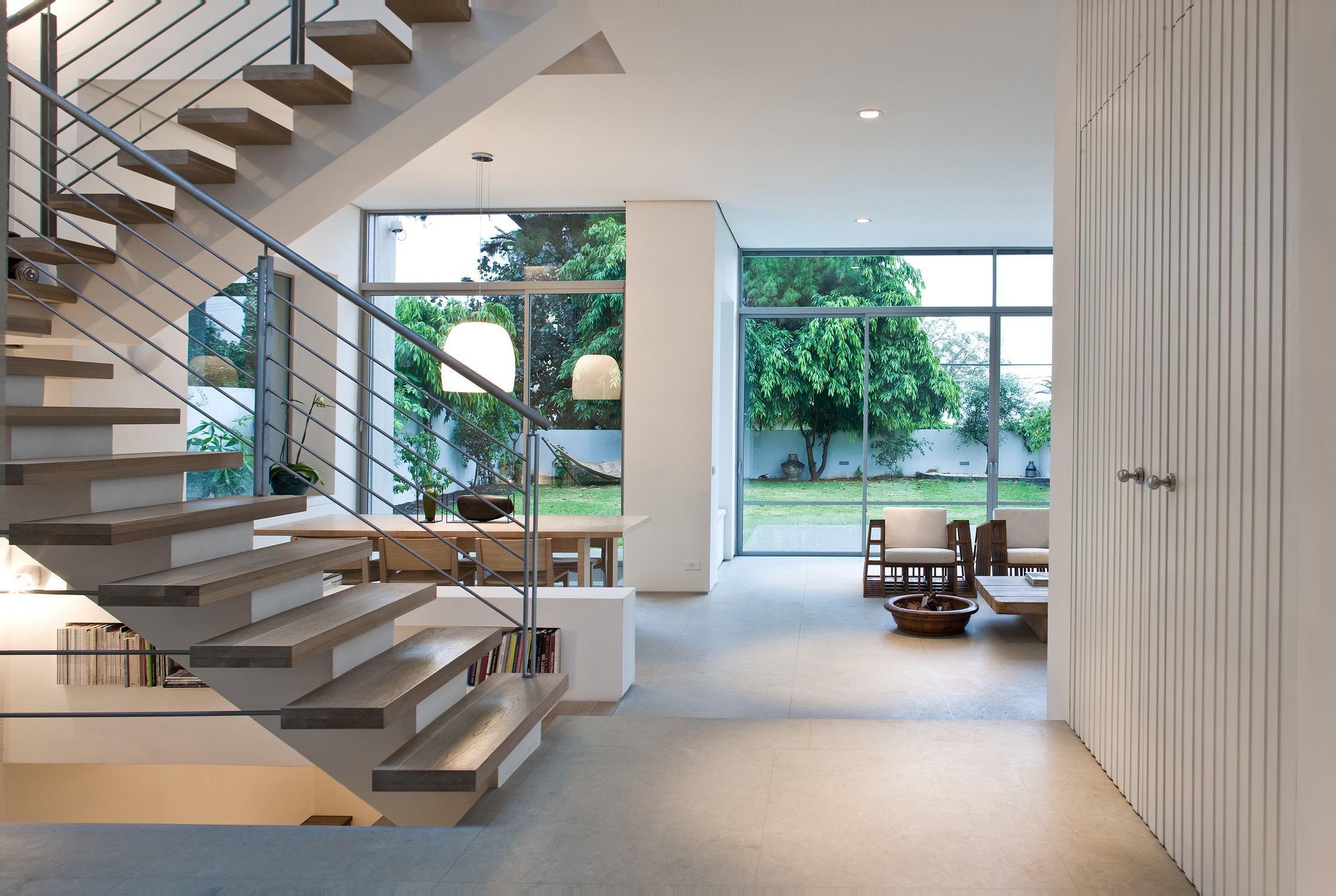 תכנון אדריכל איל בר, באדיבות חברת כוכב אלומיניום, צילום עדי גלעד